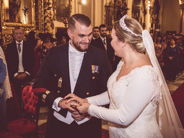 La boda de Javi y Isa en Sevilla, Sevilla 47