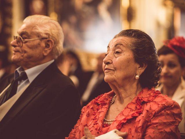 La boda de Javi y Isa en Sevilla, Sevilla 51