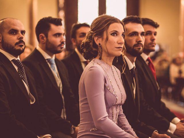 La boda de Javi y Isa en Sevilla, Sevilla 52