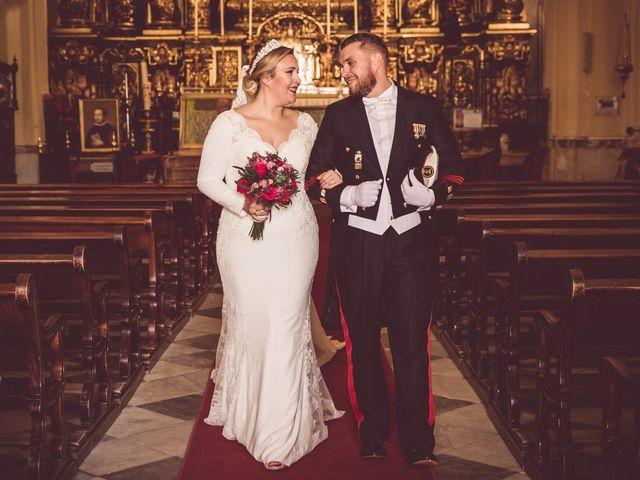 La boda de Javi y Isa en Sevilla, Sevilla 57