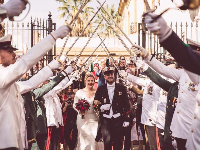 La boda de Javi y Isa en Sevilla, Sevilla 59