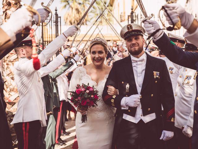 La boda de Javi y Isa en Sevilla, Sevilla 60