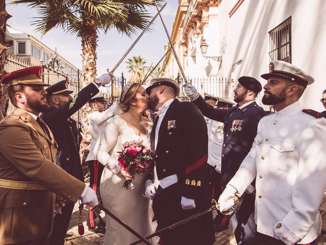 La boda de Javi y Isa en Sevilla, Sevilla 62