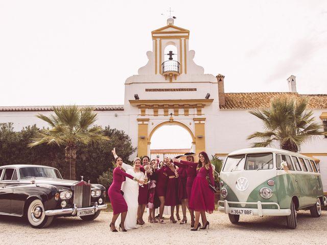 La boda de Javi y Isa en Sevilla, Sevilla 73