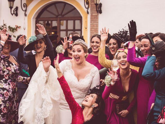 La boda de Javi y Isa en Sevilla, Sevilla 79