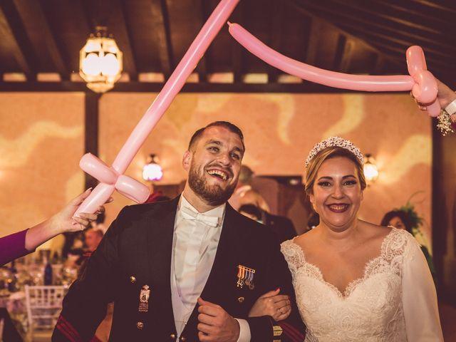 La boda de Javi y Isa en Sevilla, Sevilla 80