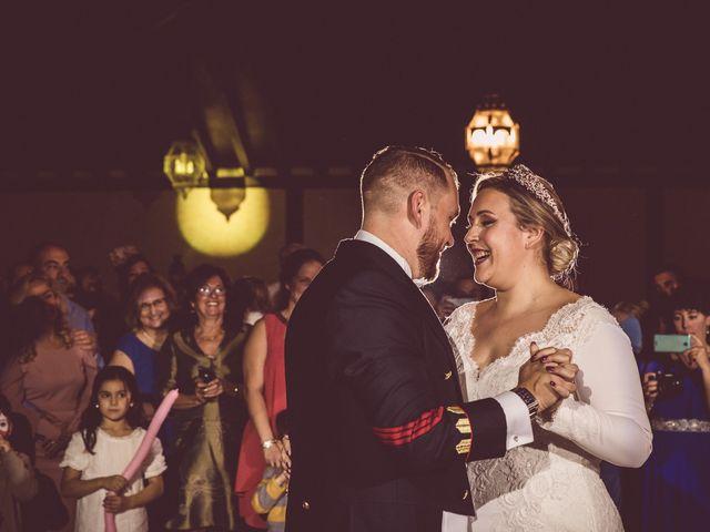La boda de Javi y Isa en Sevilla, Sevilla 91