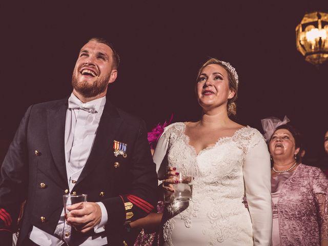 La boda de Javi y Isa en Sevilla, Sevilla 98