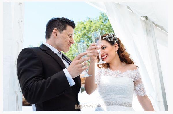 La boda de Carlos y Noemi en Ourense, Orense 1