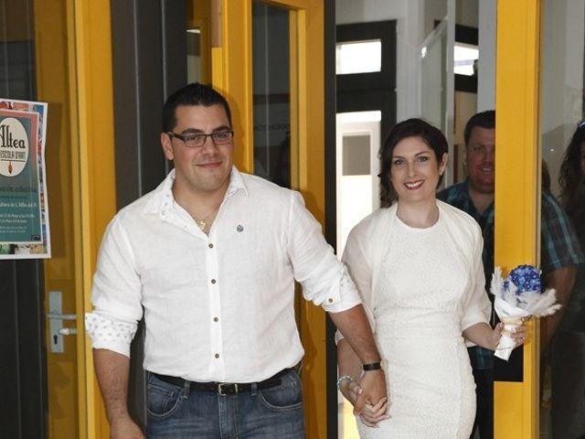 La boda de Fredy  y Trisha  en L' Alfàs Del Pi, Alicante 3