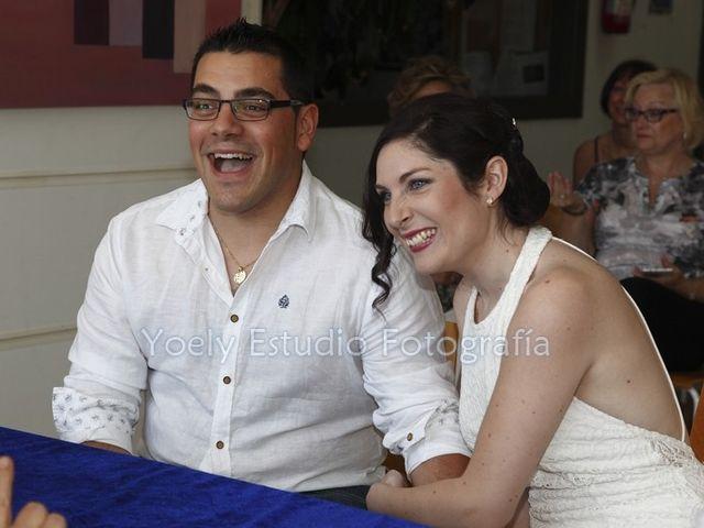 La boda de Fredy  y Trisha  en L' Alfàs Del Pi, Alicante 1