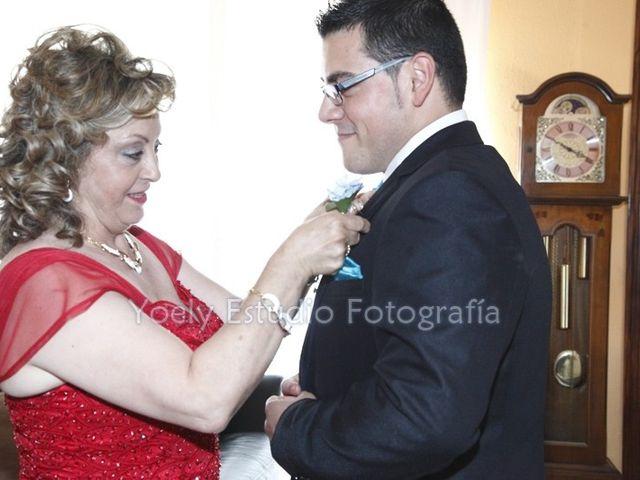 La boda de Fredy  y Trisha  en L' Alfàs Del Pi, Alicante 5
