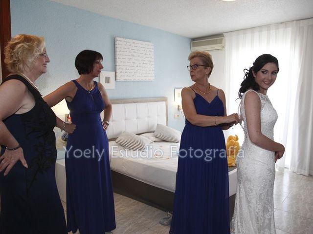 La boda de Fredy  y Trisha  en L' Alfàs Del Pi, Alicante 8