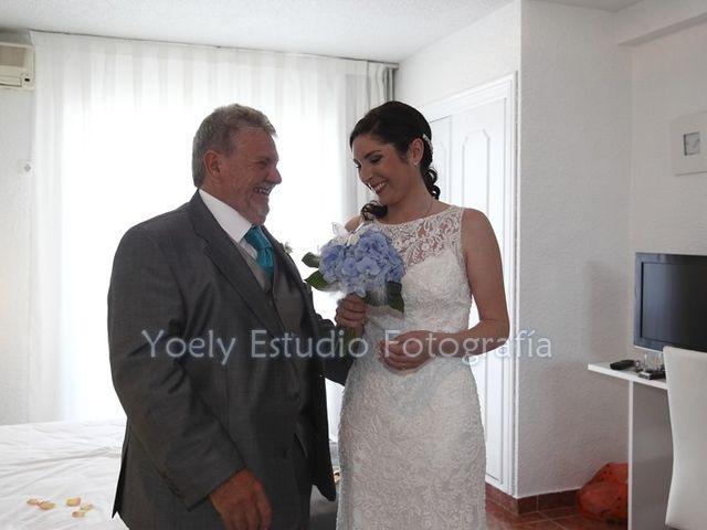 La boda de Fredy  y Trisha  en L' Alfàs Del Pi, Alicante 11