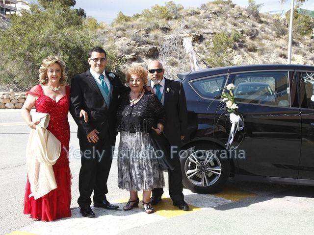 La boda de Fredy  y Trisha  en L' Alfàs Del Pi, Alicante 12