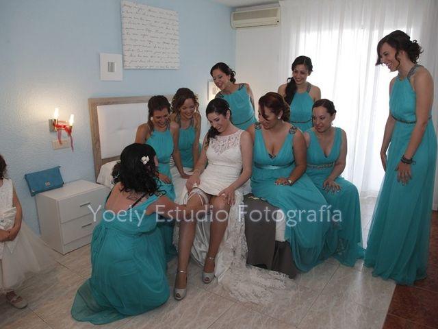 La boda de Fredy  y Trisha  en L' Alfàs Del Pi, Alicante 14