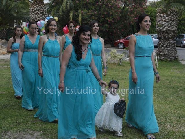 La boda de Fredy  y Trisha  en L' Alfàs Del Pi, Alicante 18