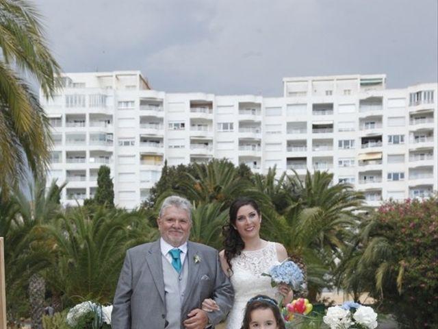 La boda de Fredy  y Trisha  en L' Alfàs Del Pi, Alicante 19