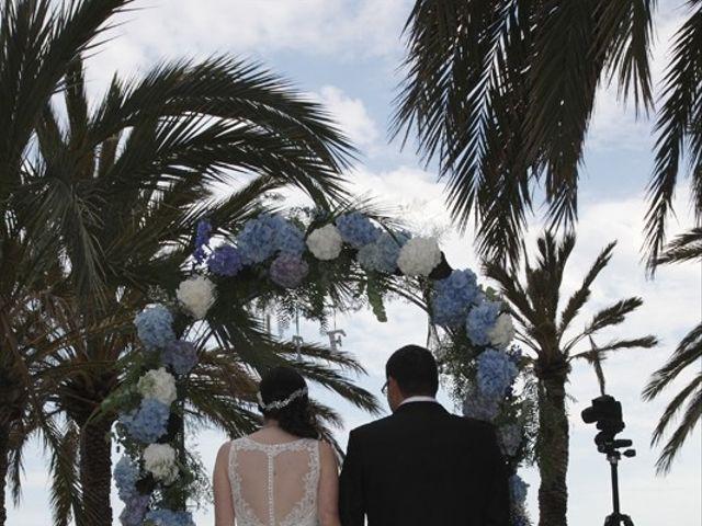 La boda de Fredy  y Trisha  en L' Alfàs Del Pi, Alicante 21