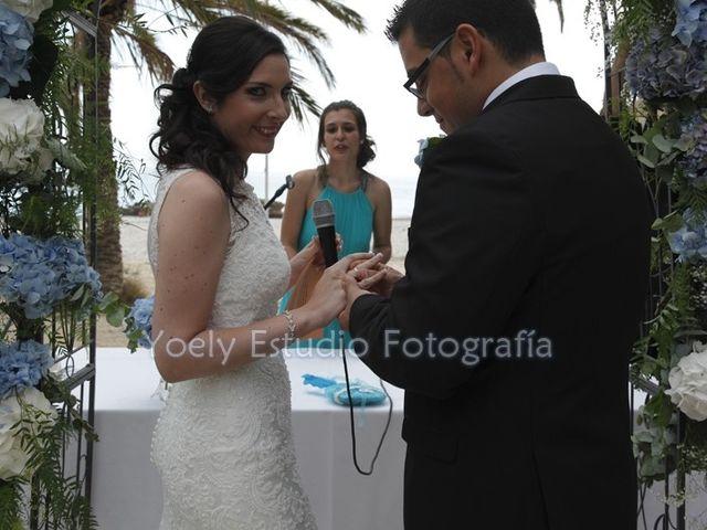 La boda de Fredy  y Trisha  en L' Alfàs Del Pi, Alicante 22