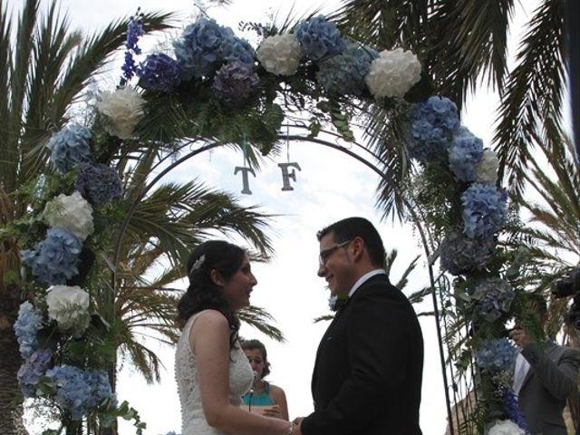 La boda de Fredy  y Trisha  en L' Alfàs Del Pi, Alicante 24