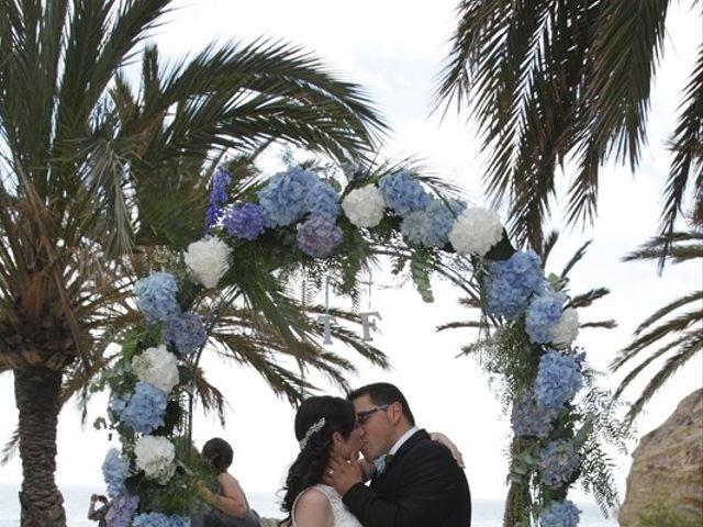 La boda de Fredy  y Trisha  en L' Alfàs Del Pi, Alicante 25