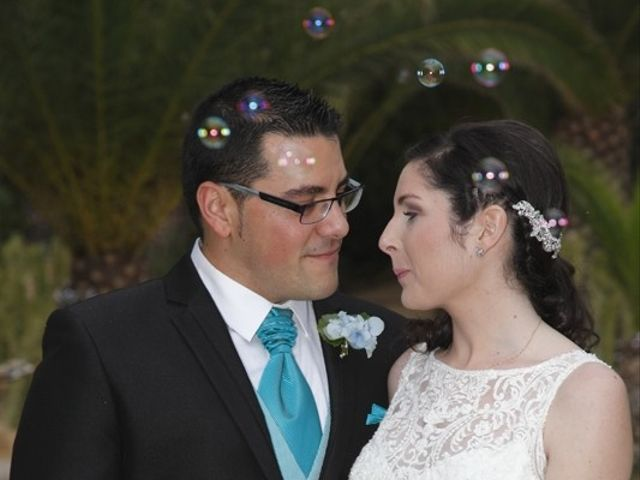 La boda de Fredy  y Trisha  en L' Alfàs Del Pi, Alicante 27