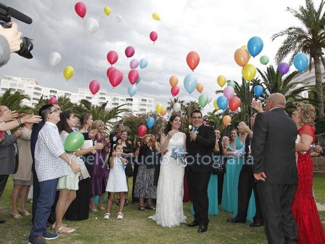 La boda de Fredy  y Trisha  en L' Alfàs Del Pi, Alicante 28