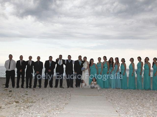 La boda de Fredy  y Trisha  en L' Alfàs Del Pi, Alicante 29