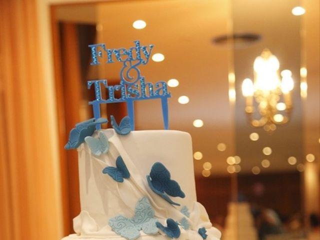 La boda de Fredy  y Trisha  en L' Alfàs Del Pi, Alicante 34