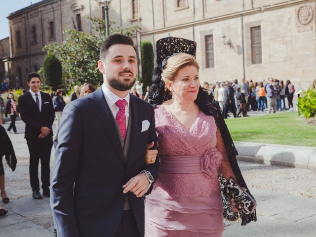 La boda de José y Ana en Salamanca, Salamanca 30