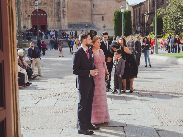 La boda de José y Ana en Salamanca, Salamanca 31