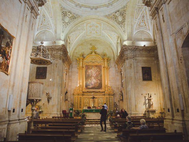 La boda de José y Ana en Salamanca, Salamanca 32