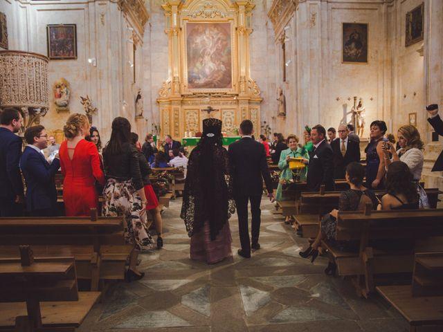 La boda de José y Ana en Salamanca, Salamanca 34
