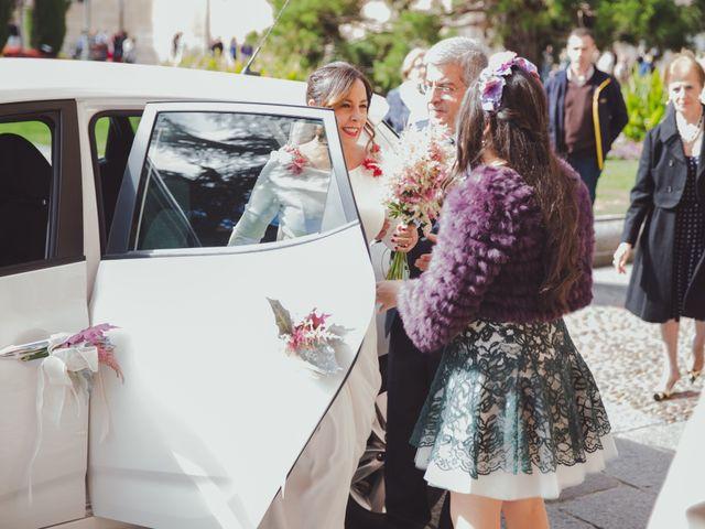 La boda de José y Ana en Salamanca, Salamanca 35