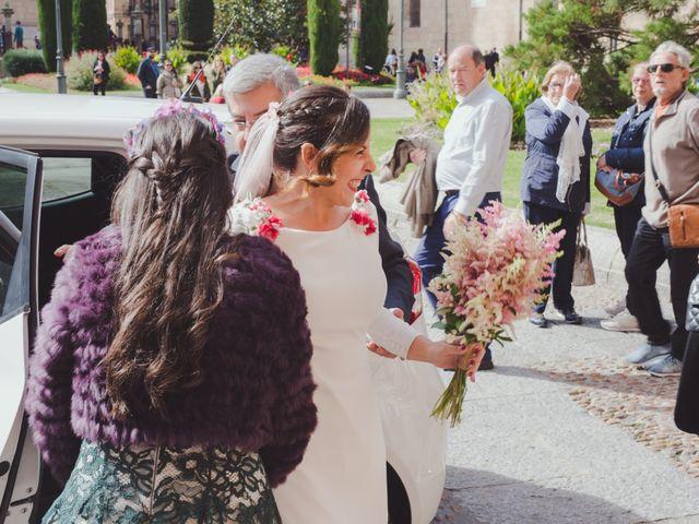 La boda de José y Ana en Salamanca, Salamanca 36