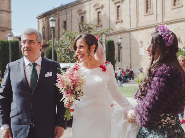 La boda de José y Ana en Salamanca, Salamanca 38