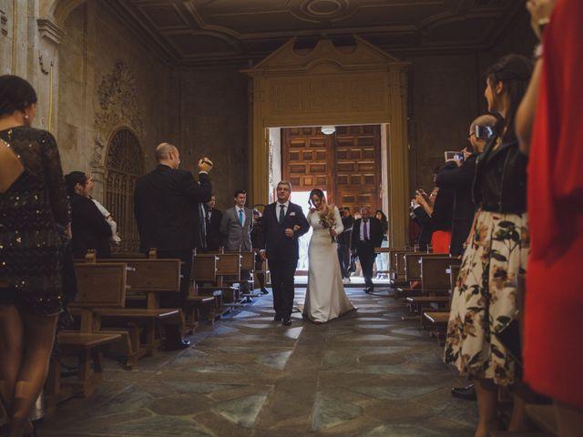 La boda de José y Ana en Salamanca, Salamanca 39