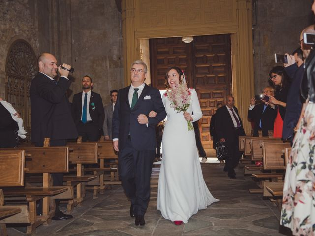 La boda de José y Ana en Salamanca, Salamanca 40