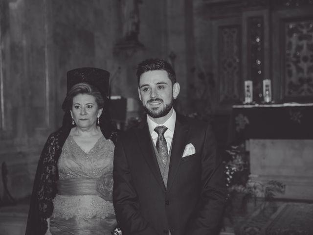 La boda de José y Ana en Salamanca, Salamanca 41