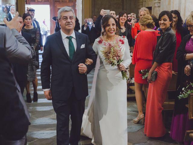 La boda de José y Ana en Salamanca, Salamanca 42