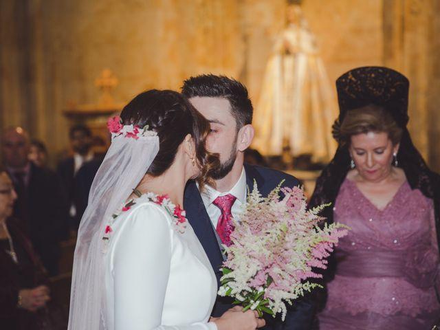 La boda de José y Ana en Salamanca, Salamanca 43