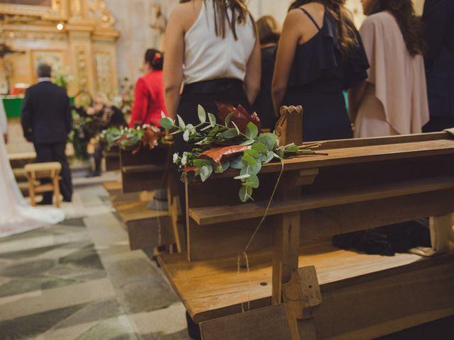 La boda de José y Ana en Salamanca, Salamanca 44