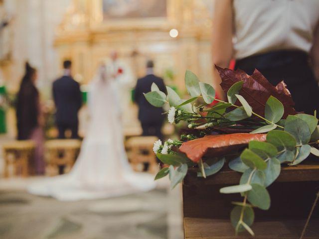 La boda de José y Ana en Salamanca, Salamanca 46