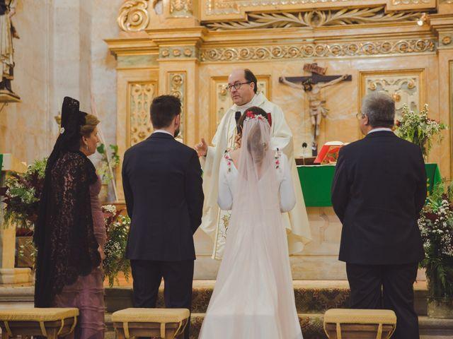 La boda de José y Ana en Salamanca, Salamanca 47