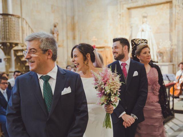 La boda de José y Ana en Salamanca, Salamanca 48