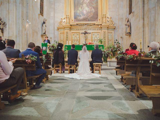 La boda de José y Ana en Salamanca, Salamanca 49