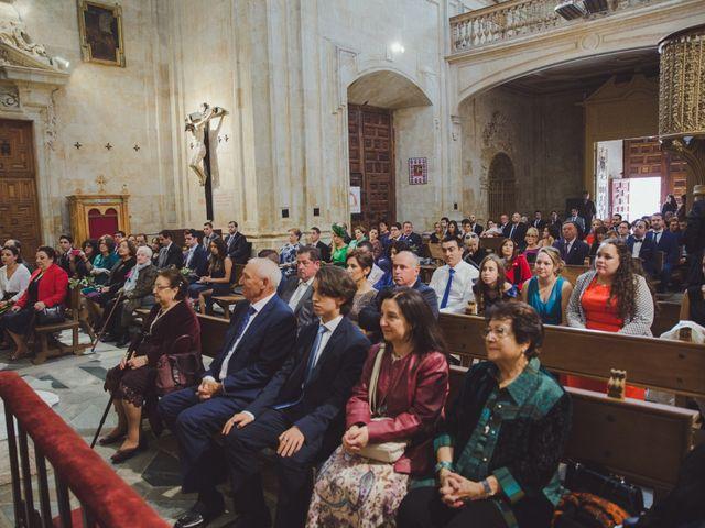 La boda de José y Ana en Salamanca, Salamanca 50