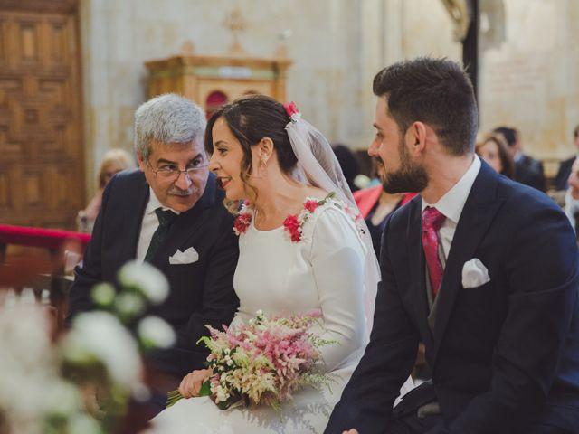 La boda de José y Ana en Salamanca, Salamanca 51
