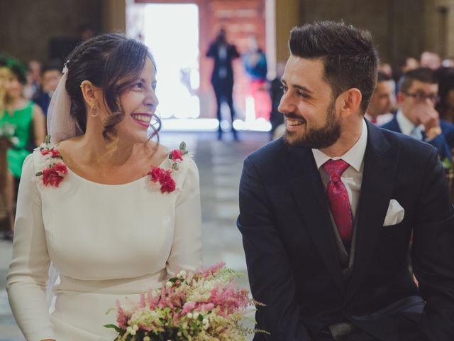 La boda de José y Ana en Salamanca, Salamanca 53
